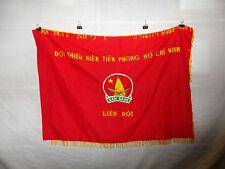 flag541 North Vietnam Army NVA flag Doi Thieu Nien Tien Phong Ho Chi Minh Lien