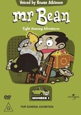 Mr Bean - Number 01 (DVD, 2009) Animated Series Brand New Not Sealed R2, 4