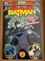 Batman DC 100-Page Giant Comic #5 Walmart / New JOKER Origin Story