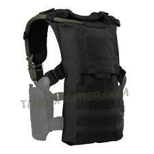 CONDOR #242 MOLLE PALS Hydro Hydration Harness Carrier Bag no Bladder BLACK