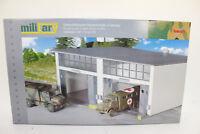 Herpa 745857 Gebäudebausatz Reparaturhalle groß  Halle LKW 1:87 H0 NEU in OVP