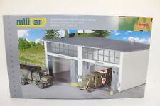 Herpa 745857 Kit de construcción reparaturhalle GRANDE SALA Camión 1:87 H0
