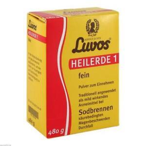 LUVOS Heilerde 1 fein 480 g