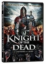 Knight of the Dead (DVD, 2014, Canadian)