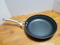 Calphalon Premier Hard-Anodized Nonstick 10-Inch Skillet  Fry Pan 1390 PER-OWNED