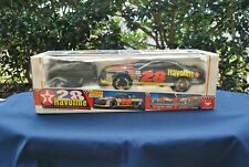 1992 Davey Allison #28 Havoline Thunderbird Rc Car New Bright 1/16 scale