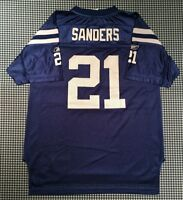 Bob Sanders Indianapolis Colts Replica Jersey Youth X-Large XL Size 18-20 NFL