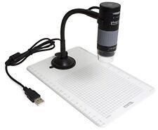 Microscopio Digital Usb 2.0 extraíble con soporte de observación brazo flexible para el viento