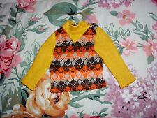 Ken Brad Best Buy 1974 #7758 Mod Vintage Barbie Argyle Pullover