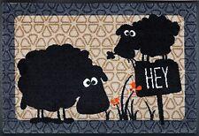 Fu�Ÿmatte WMK wash+dry Design Gertrud & Elsbeth 50 x 75 cm Nr.059035