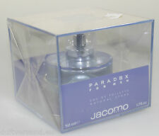 Jacomo Paradox for Men Blue 50 ml Eau de Toilette Spray Neu / Folie