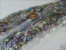 "24 STRANDS 36"" GLASS SEED BEAD NECKLACES SALE (N-210)!"