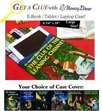 GET A CLUE NANCY DREW LAPTOP /  TABLET CASE KIT - All Moda Fabric + Pattern !