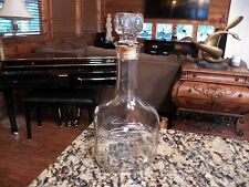 Jack Daniels Old No.7 Bottle Decanter From Tennessee