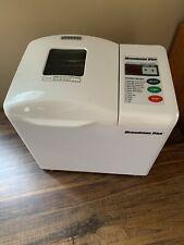 Breadman Plus Automatic Bread Maker Model Tr700 Tested Great Condition