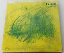 AudioTrade GREGORIO PANIAGUA –La Folia LP |Mastercut Recording ATR013  - NEU