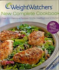 Weight Watchers New Complete Cookbook (2006, Ringbound, Revised),use