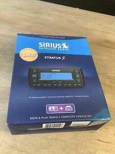 Sirius Stratus 5 Satellite Radio