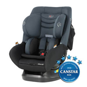 Mother's Choice Adore baby convertible car seat (0-4 years), titanium grey, A...
