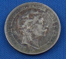 2 Mark Münze Silber 1904 A