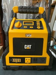 CAT 3 in 1 Professional Power Station with Jump Starter and Compressor
