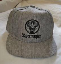 97f507b270652 Official  Jagermeister Trucker Hat Snapback Baseball Cap Heather Grey