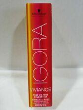 New Pkg SCHWARZKOPF IGORA VIVIANCE ~ Ammonia Free Hair Color~  2.1 oz~ FREE SHIP