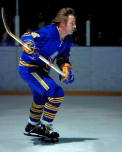 RENE ROBERT 8X10 PHOTO HOCKEY BUFFALO SABRES PICTURE NHL