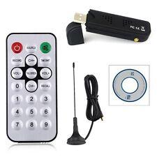 Digital tv usb FM + DAB Dvb-t rtl2832u + r820t untersturtz sdr périphérique tuner récepteur