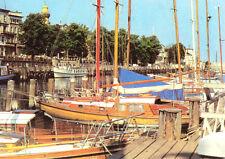 AK, Rostock Warnemünde, Boote am Alten Strom, 1983