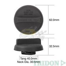 TRIDON OIL CAP FOR Toyota Supra JZA80 05/93-12/97 6 3.0L 2JZ-GTE