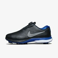 New listing Nike Air Zoom Victory Tour 2 Boa Golf Shoes Sneakers Black/Blue DJ0633-008 7-12