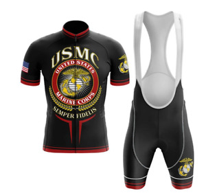 U.S Marine Corps Novelty Cycling Kit