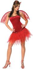 Déguisements costumes rouge pour femme Halloween