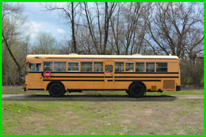 2008 Blue Bird All American FE 72 Passenger School Bus No Reserve Liquidatio!