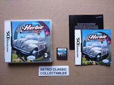 Disney's Herbie Rescue Rally for Nintendo DS - FREE U.K. POSTAGE