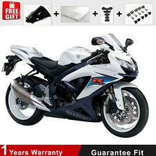 Injection Mold Fairing Kit for Suzuki GSXR 600-750 08 09 ABS K8 K9 Moto Panels