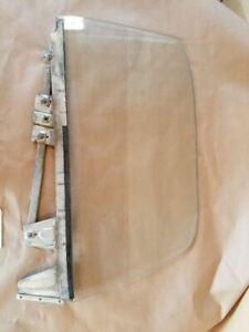 Driver Front Door Glass 2 Door Pickup Ranchero Fits 67 FAIRLANE 125166