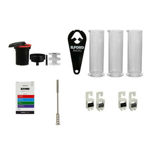 Paterson Photographic Patterson and Ilford Film Processing Kit