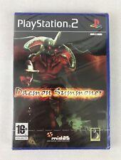 PS2 Daemon Summoner (2006), UK Pal, New & Sony Factory Sealed