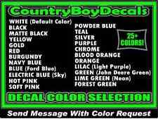Kiss My COUNTRY A$$ * Vinyl DECAL Sticker * Redneck Hillbilly Diesel Truck Car