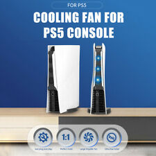 Host Cooling Fan External Cooler Accessories For PS5 PlayStation5 Game Console