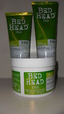 TIGI BED HEAD URBAN ANTIDOTES RE-ENERGIZE MASK SHAMPOO & CONDITIONER