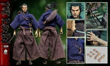 """1/12 Scale Bullet Head BH007 The Ronin Japanese Warrior 6""""Male Action Figure Dol"""