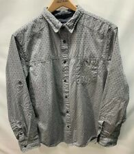Rock & Republic Roll Tab Sleeve Men's Sz XL Button Down Shirt