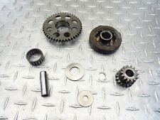 2000 00 Suzuki SRAD GSXR 600 GSXR600 OEM Starter Gears Idler Starting Start