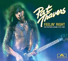 Pat Travers - Feelin' Right [New CD] Canada - Import