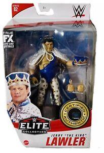 WWE Mattel Jerry The King Lawler Elite Series #82 Figure