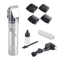 Rechargeable Hair Clipper Electric Hair Trimmer Hair Removal Hair Cutting Machin