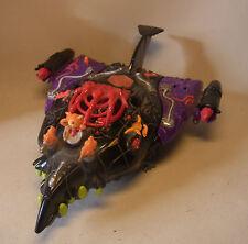 Vintage 90s Mighty Max Big Playset juego mundo terror Talons Bluebird Toys
